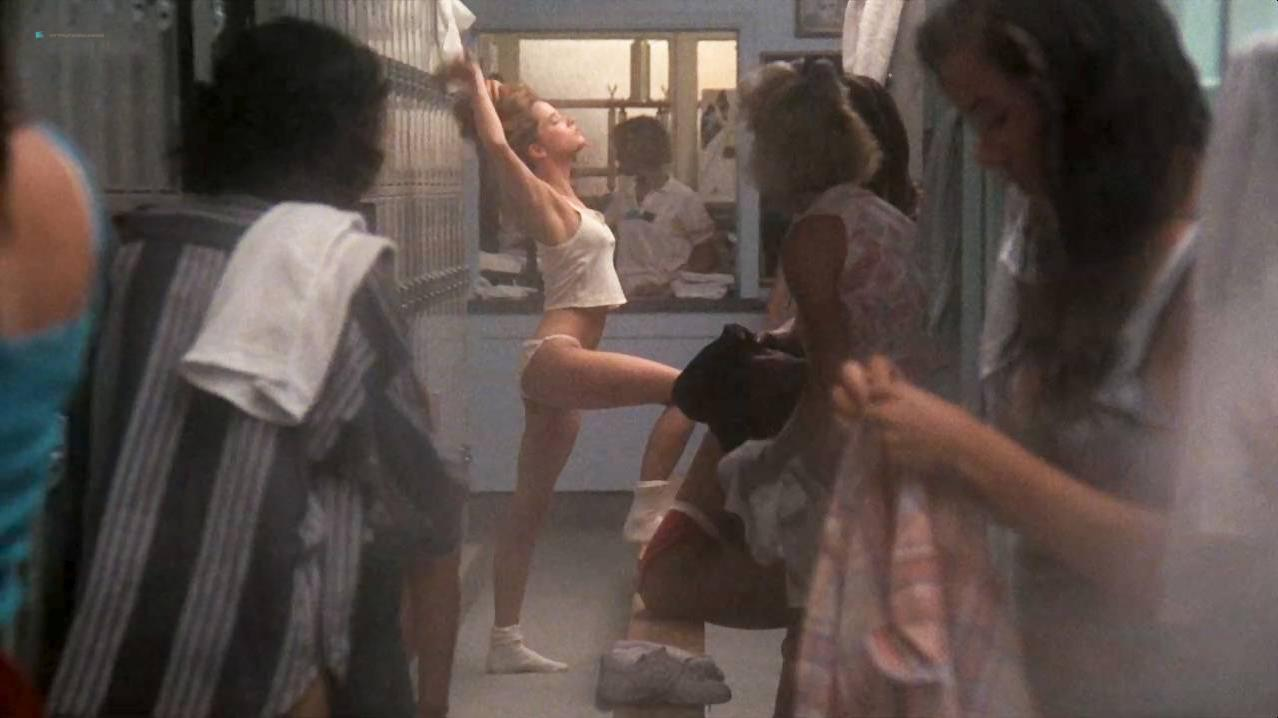 Lea Thompson sexy - Some Kind of Wonderful (1987)