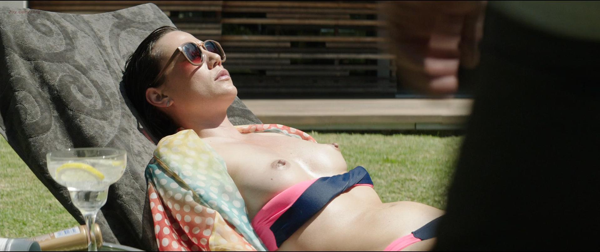 Audrey nicole nude tits