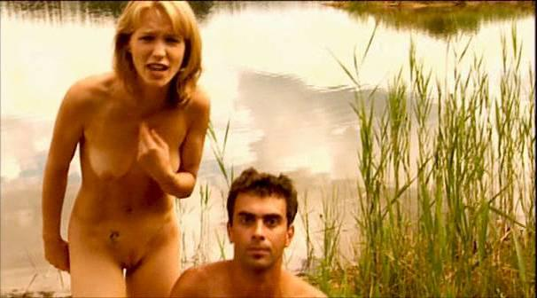 Veronika Bellová nude, Zita Moravkova nude - Expulsion from Paradise (2001)