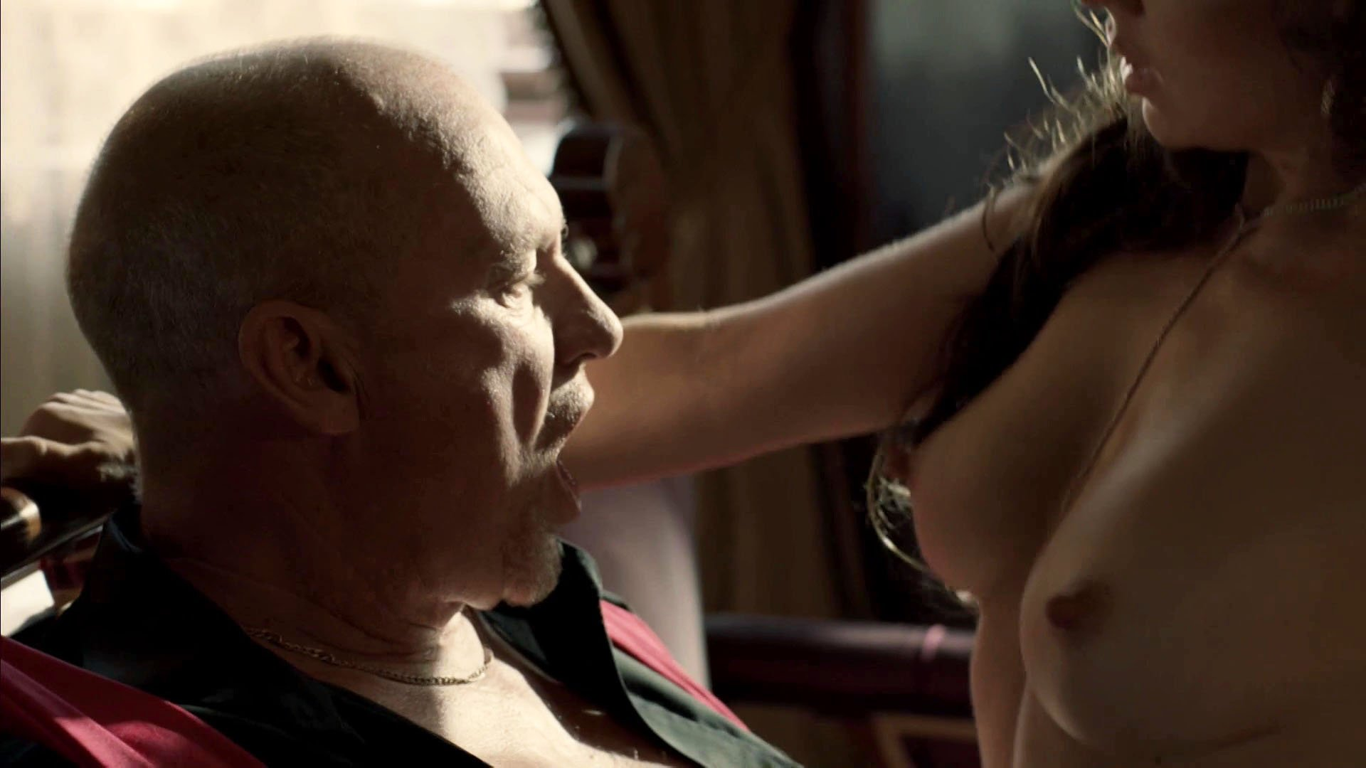Jane May Graves nude - Strike Back s06e05 (2017)