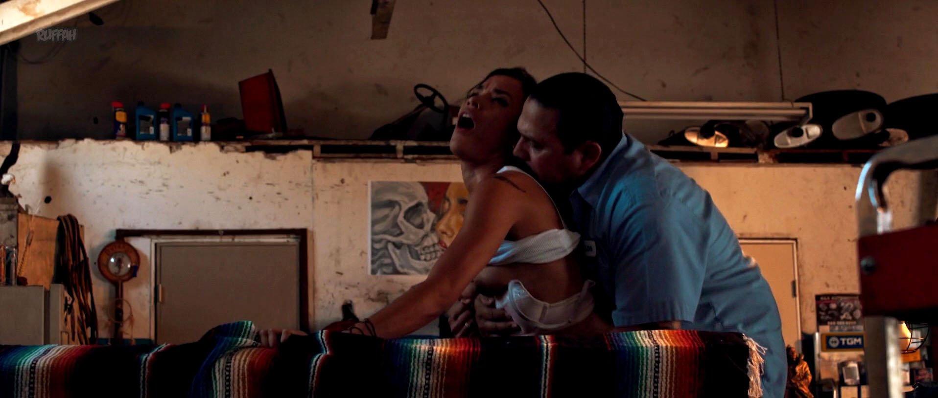 Danay Garcia nude - Avenge The Crows (2017)