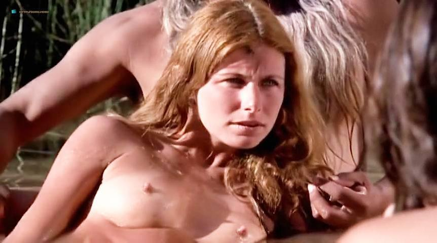 Lynda Carter nude, Belinda Balaski nude, Merrie Lynn Ross sexy - Bobbie Jo and the Outlaw (1976)