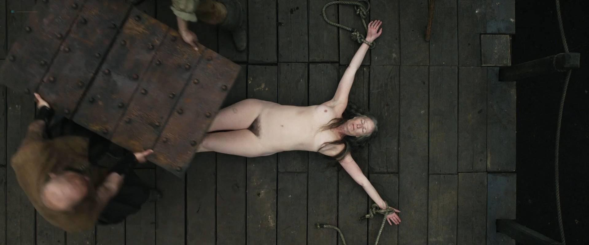 Sian Webber nude - Gunpowder s01e01 (2017)