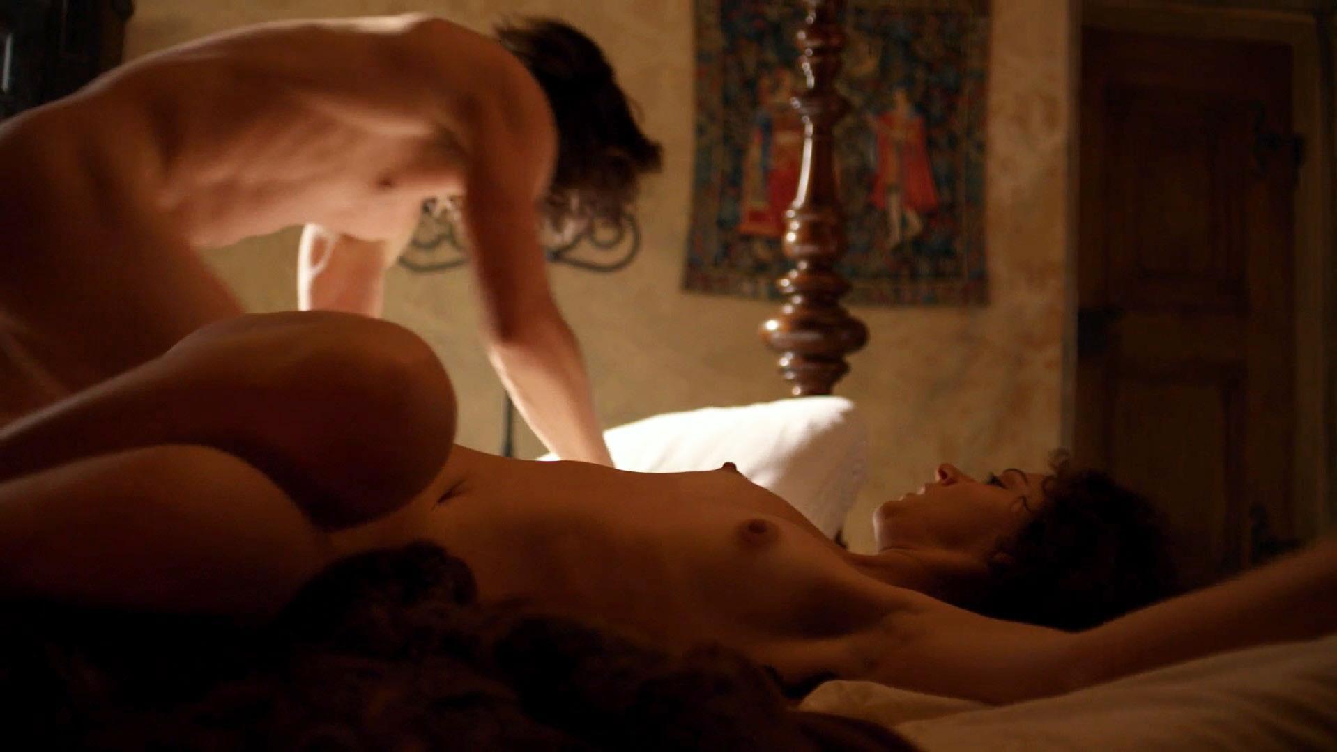 Marta Gastini nude - Borgia s03e02 (2014)