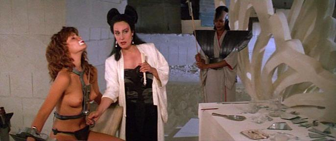 Tawny Kitaen nude - Gwendoline (1984)