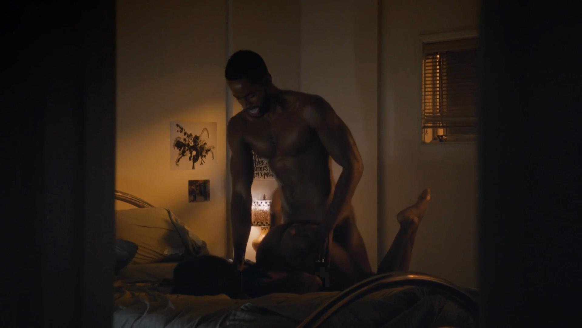 Dominique Perry nude, Rayven Mervin nude - Insecure s01e08 (2016)