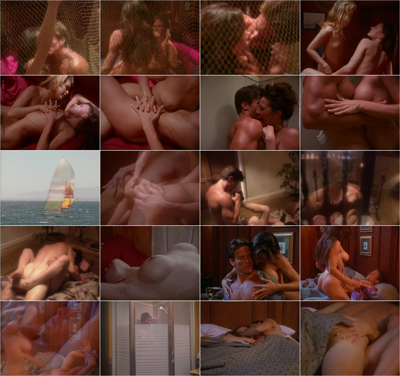 Krista Allen nude - Emmanuelle in Space. One Last Fling (1994)