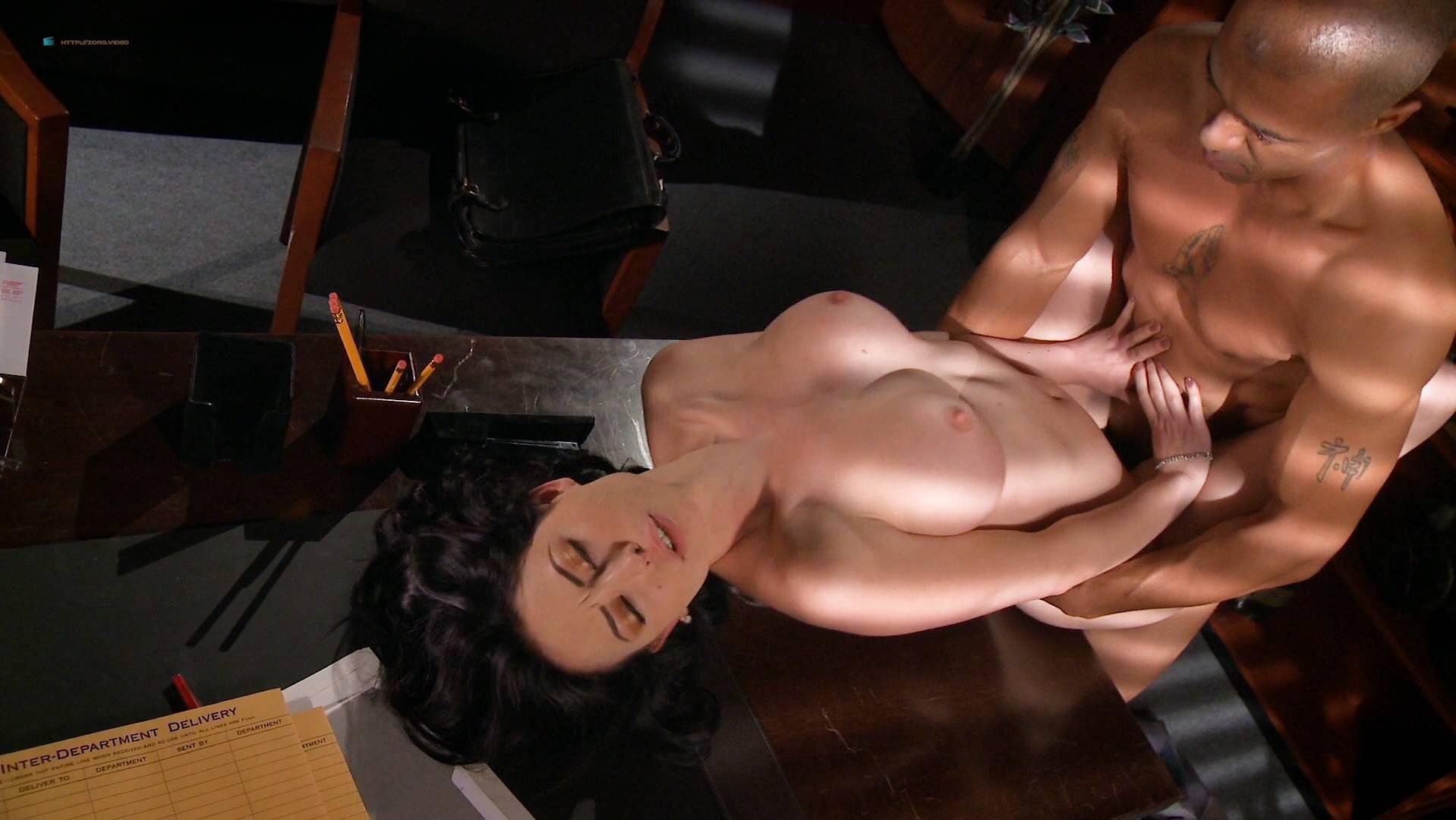 Kira Noir nude, Megan Medellin nude, Karlie Montana nude - Kiss and Kill (2017)