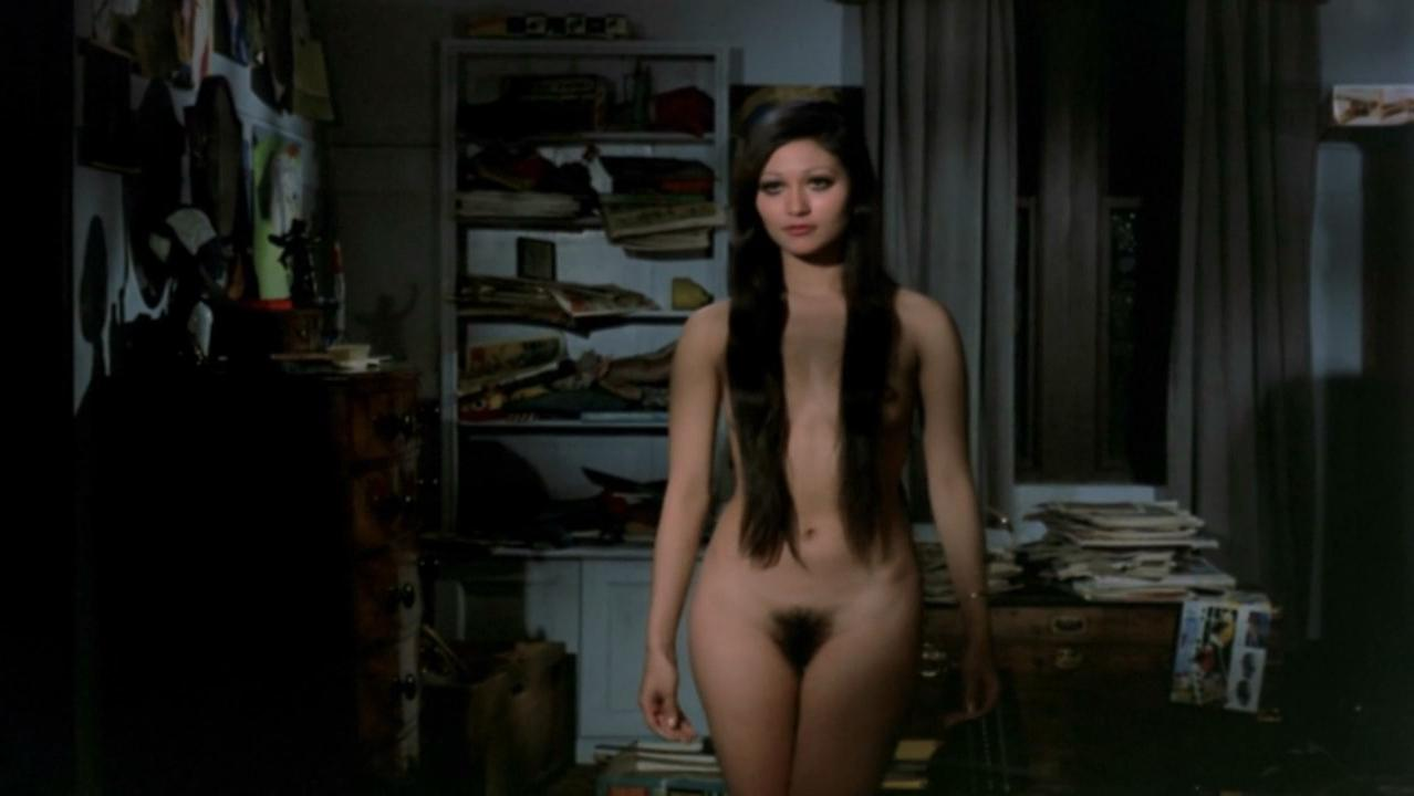 Me Me Lai nude - Au Pair Girls (1972)