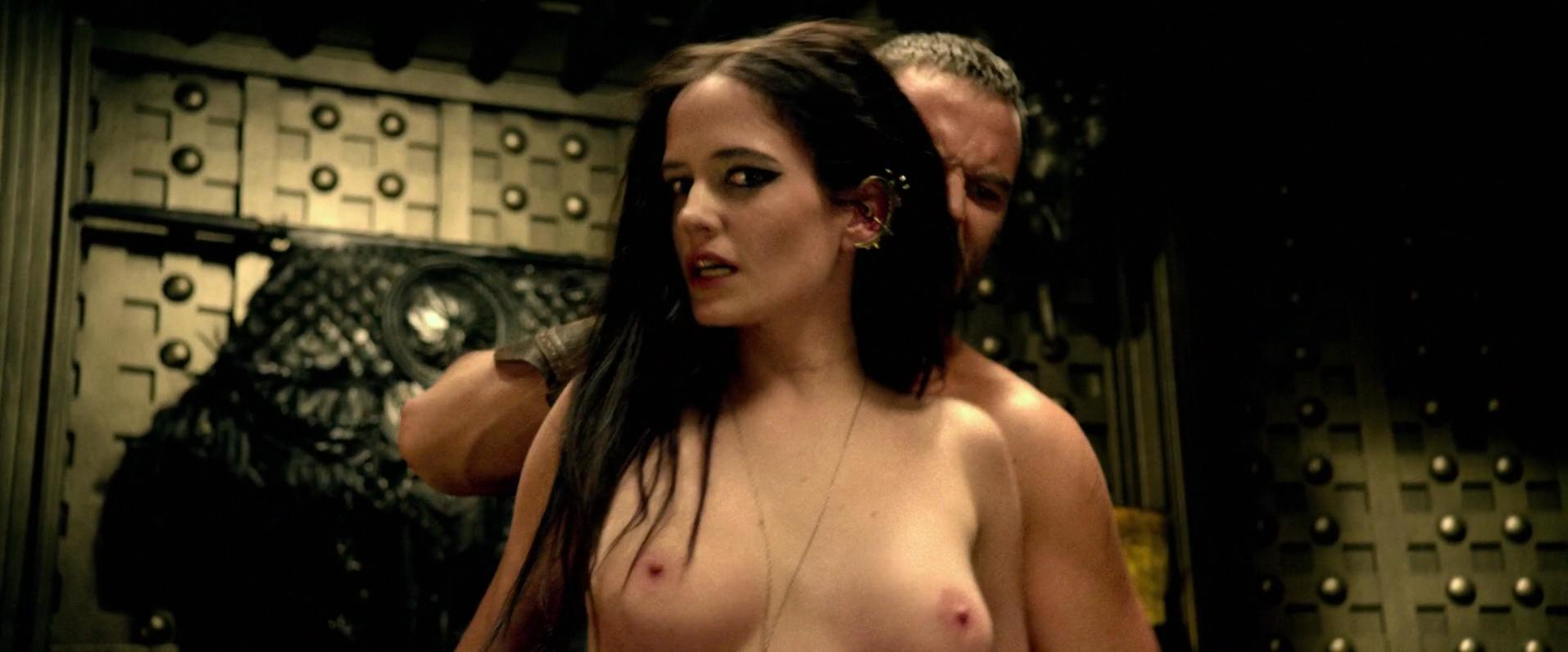 Eva Green nude - 300: Rise of an Empire (2014)