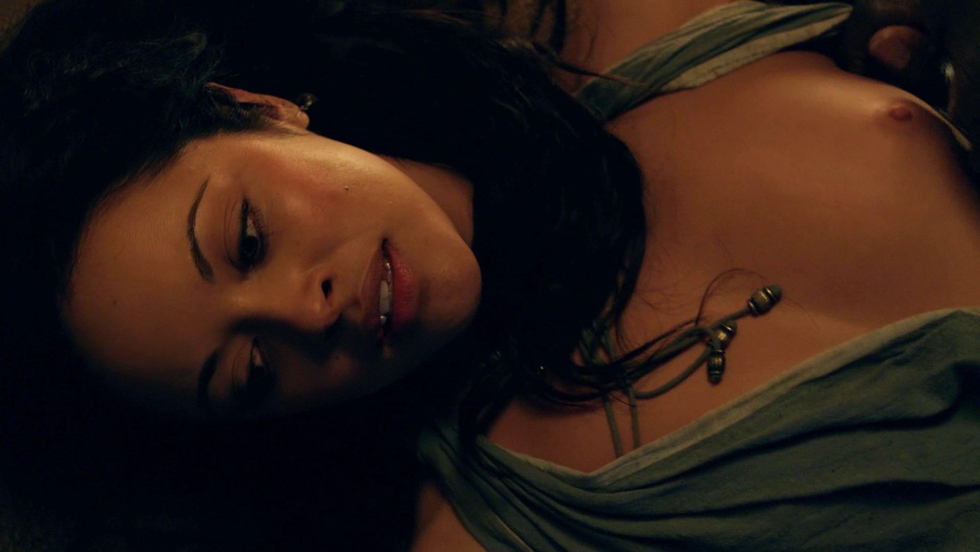 Marisa Ramirez nude - Spartacus. Gods of the Arena s01e04 (2011)