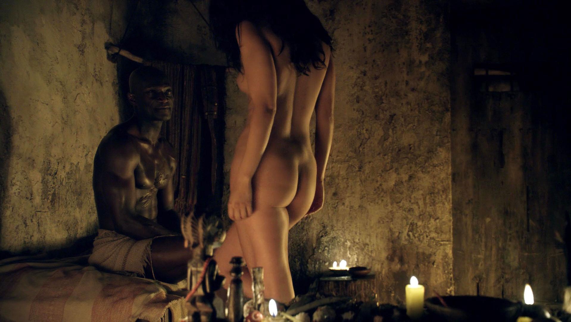 Marisa Ramirez nude - Spartacus. Gods of the Arena s01e01 (2011)