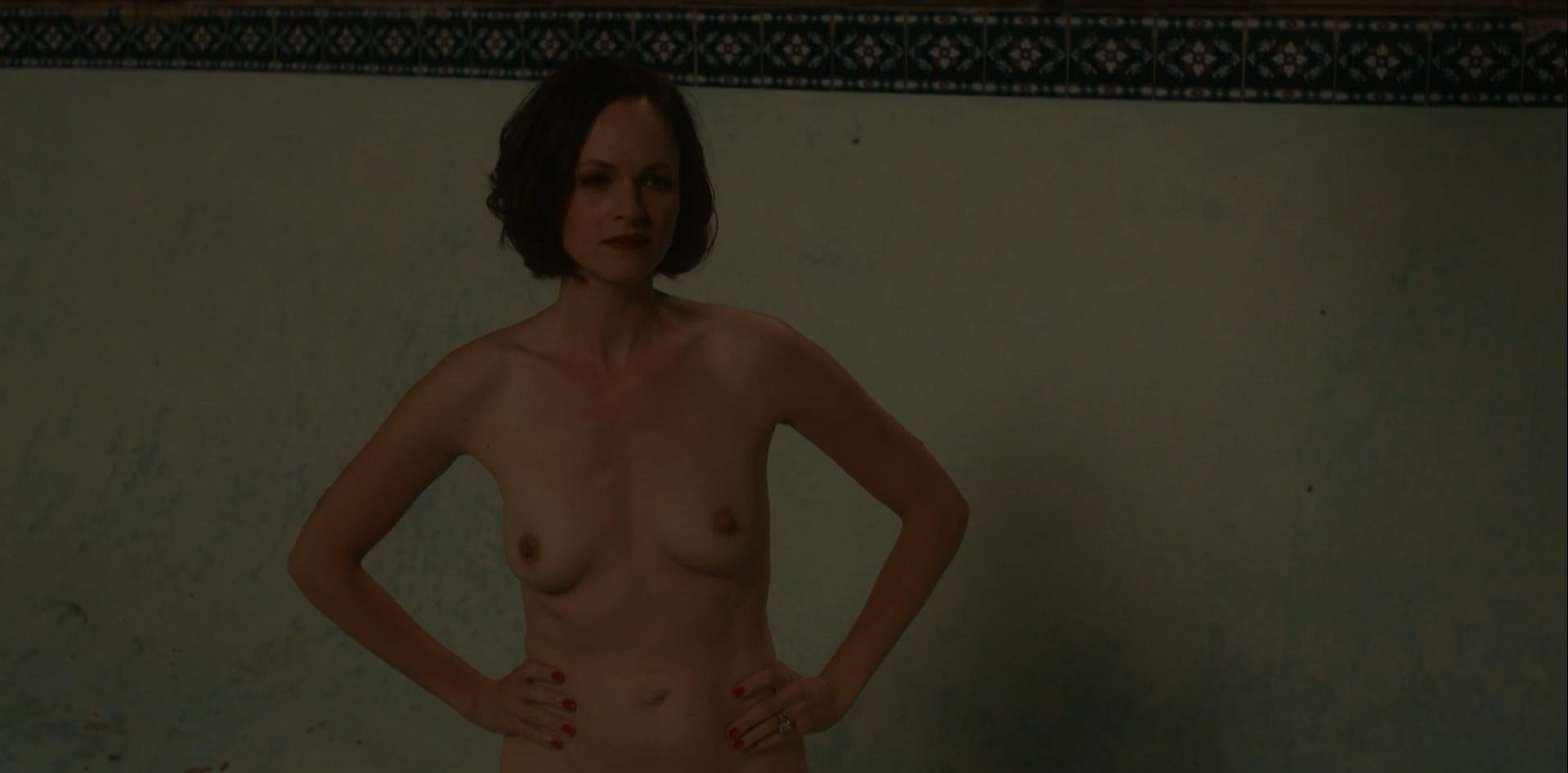 Susan May Pratt nude - The Mink Catcher (2015)