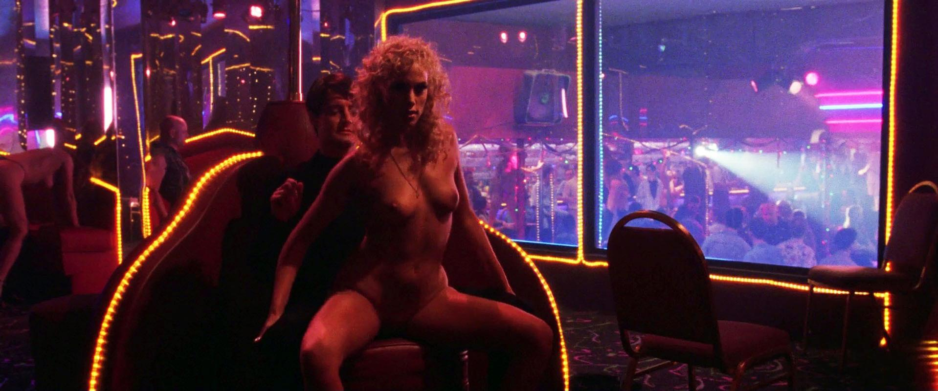 Elizabeth Berkley nude - Showgirls (1995)
