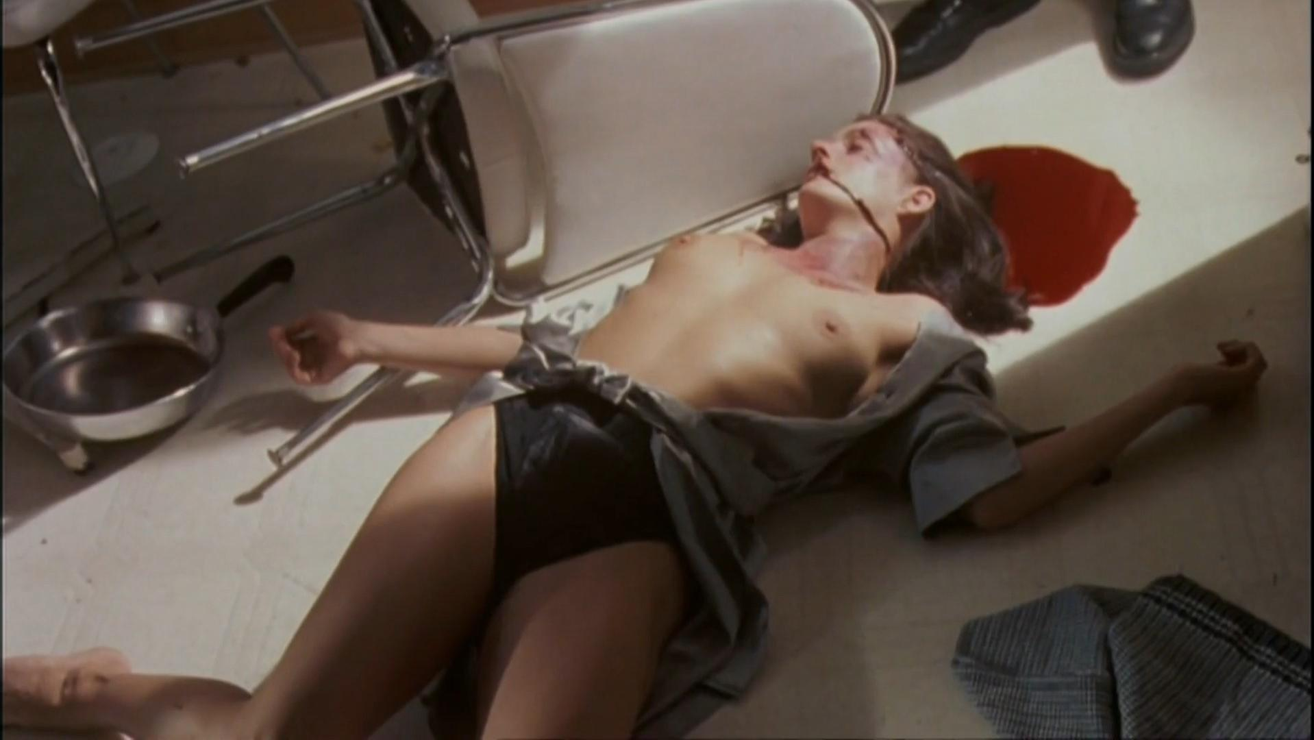 Sarah Deakins nude - The Unsaid (2001)