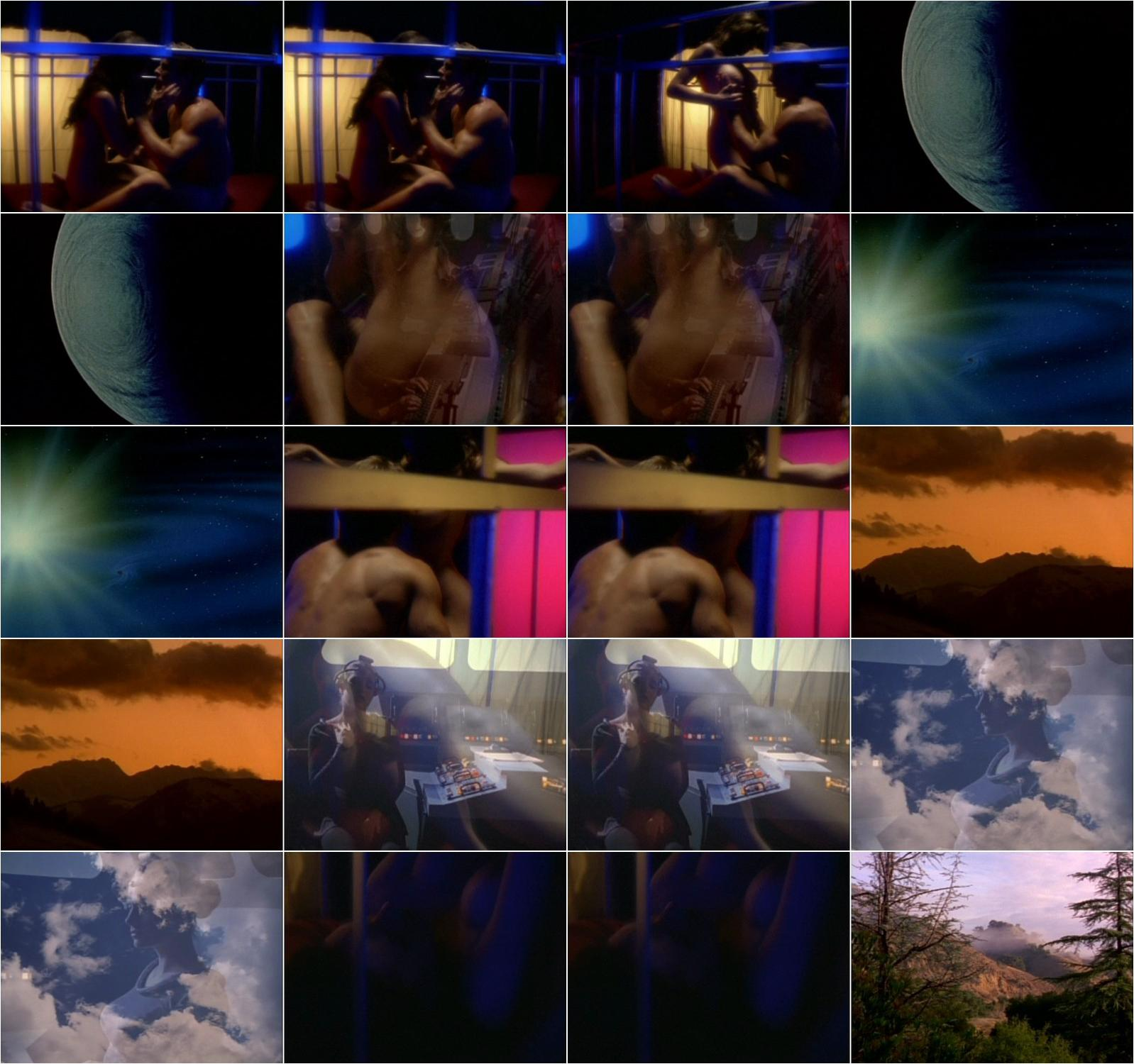 Krista Allen nude - Emmanuelle in Space. First Contact (1994)