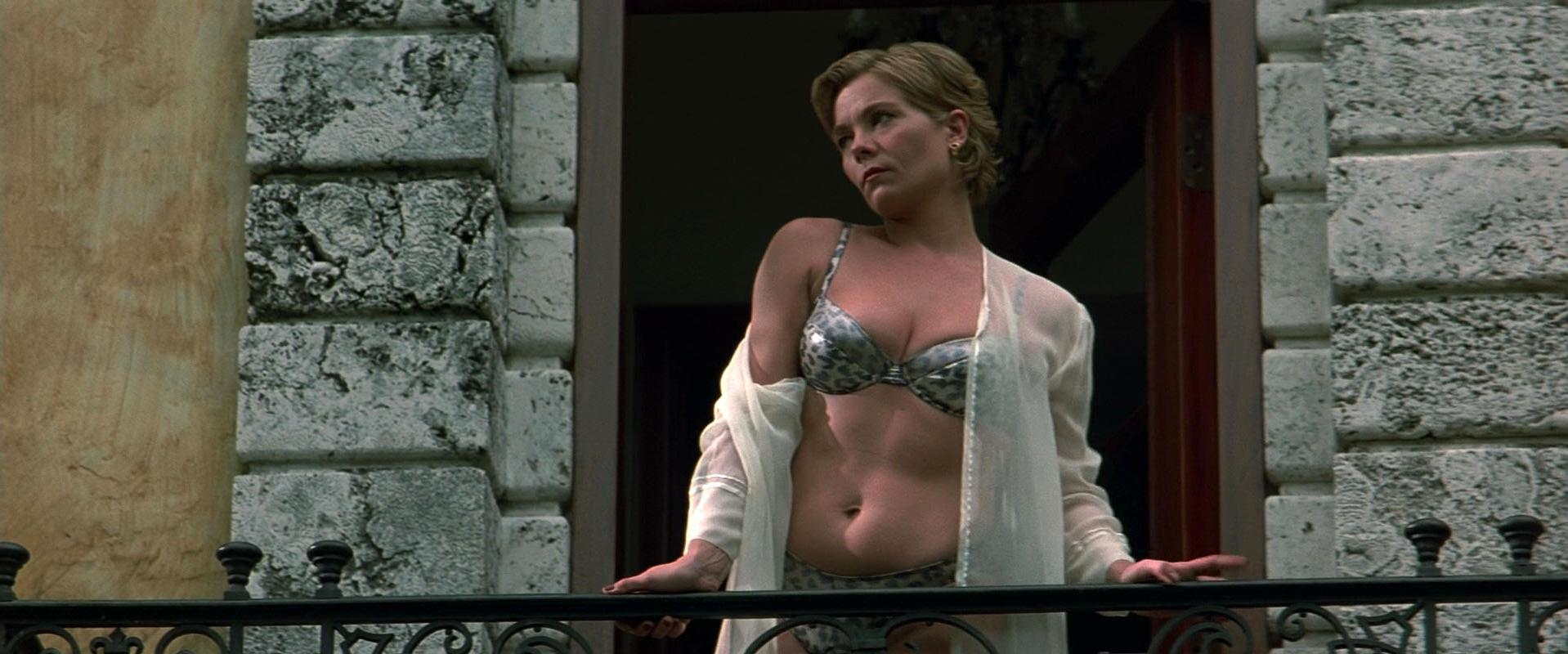 Theresa Russell nude - Wild Things (1998)