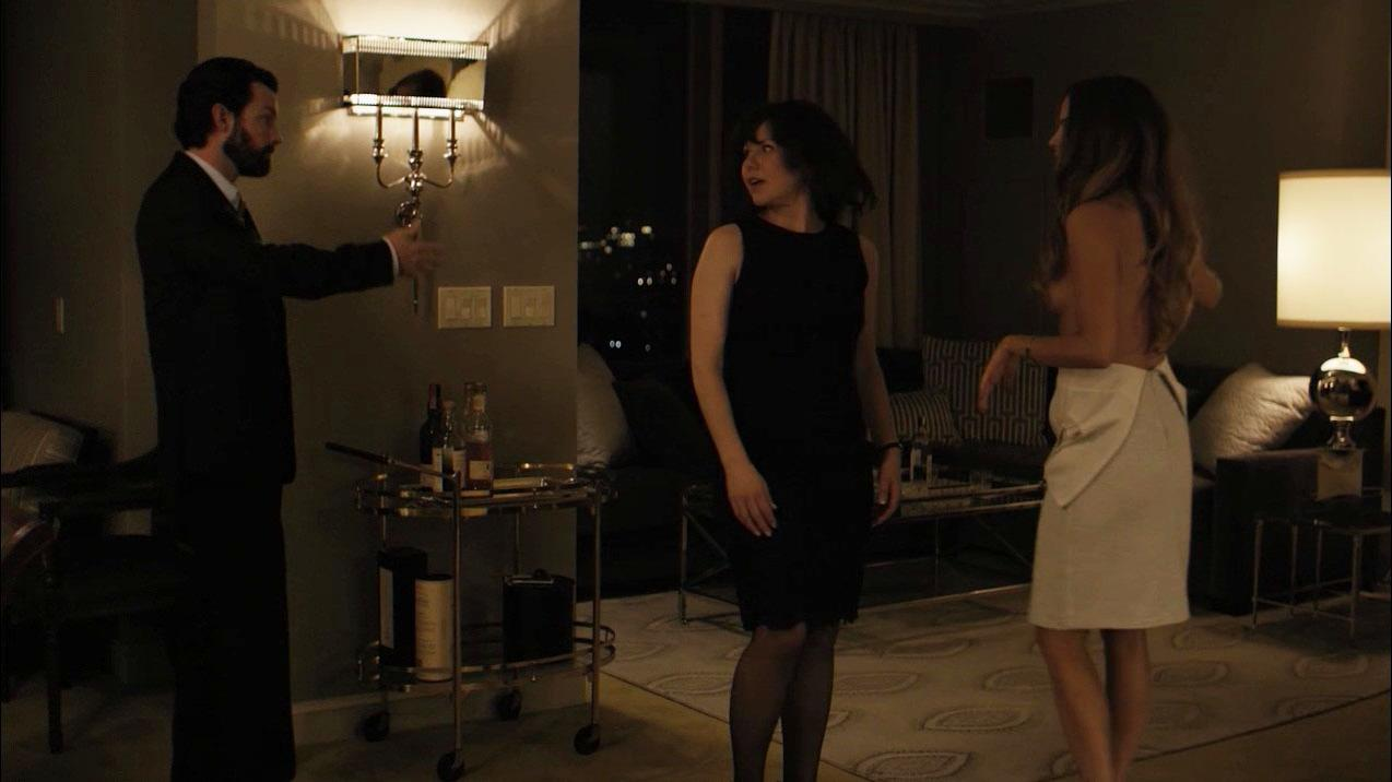 Riley Keough nude - The Girlfriend Experience s01e05 (2016)