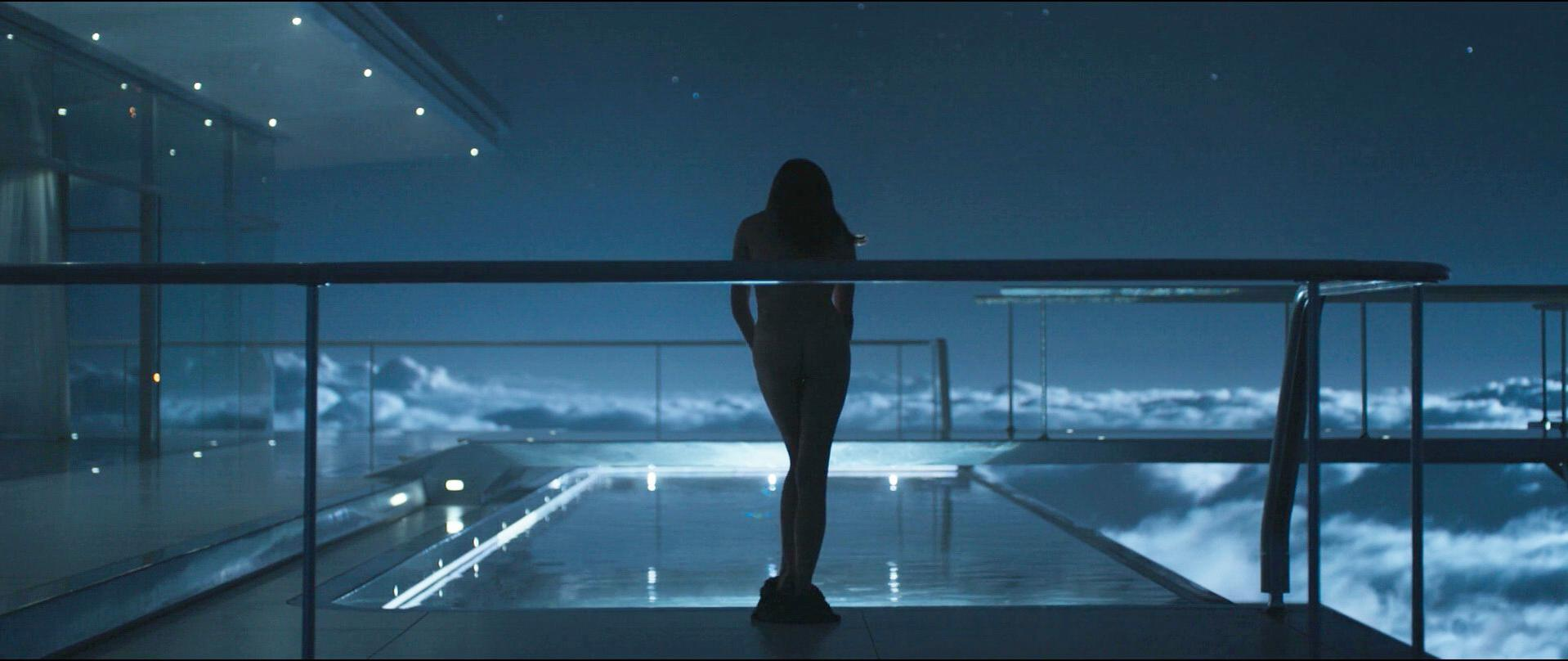 Andrea Riseborough nude - Oblivion (2013)