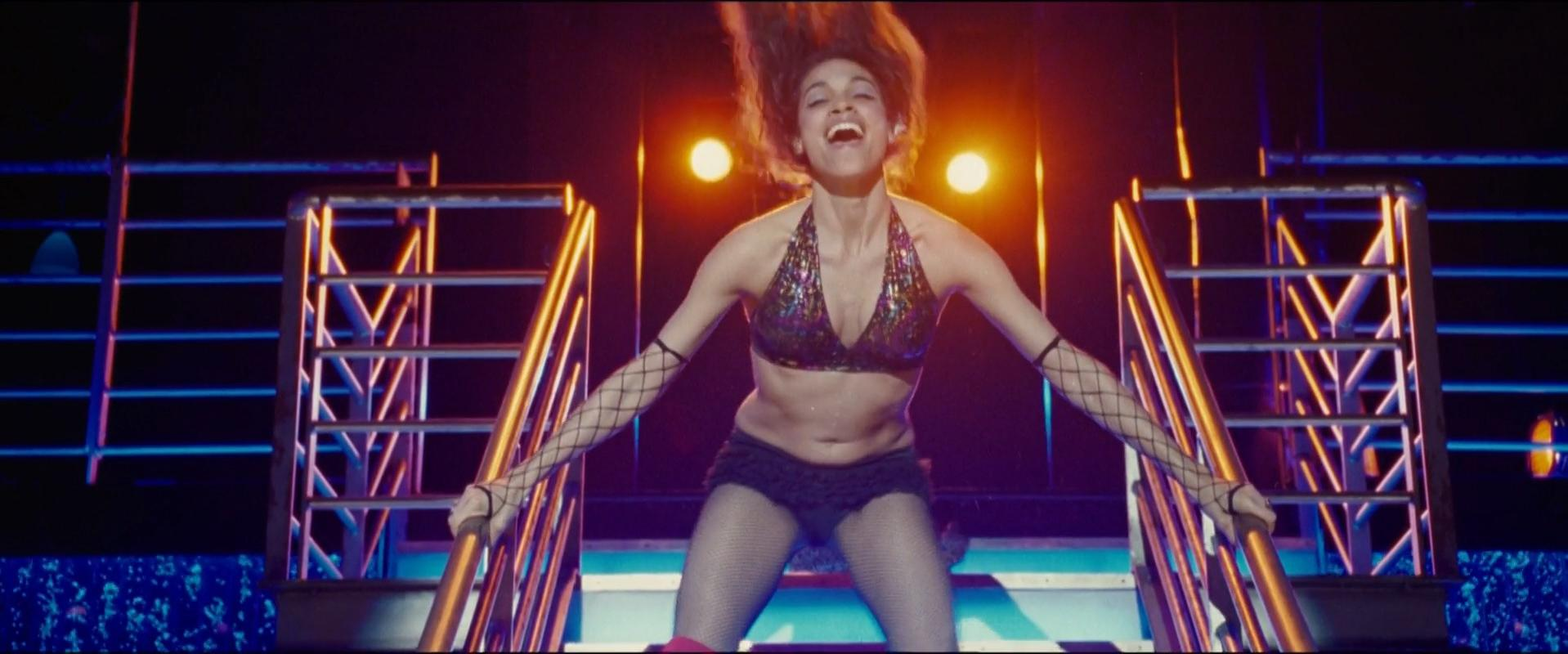 Rosario Dawson sexy, Idina Menzel nude - Rent (2005)