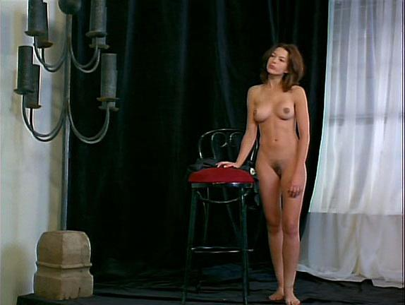 naked young bushy pussy