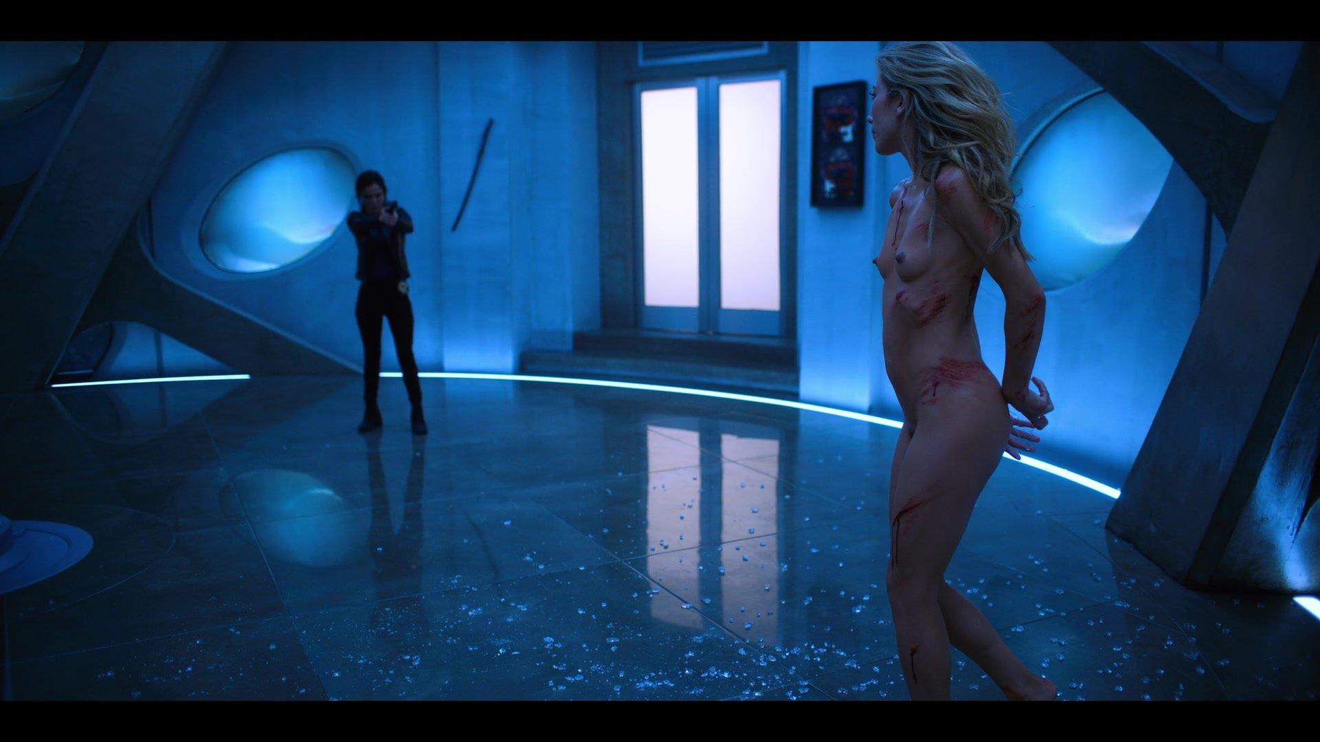 Dichen Lachman nude - Altered Carbon S01 E08 (2018)