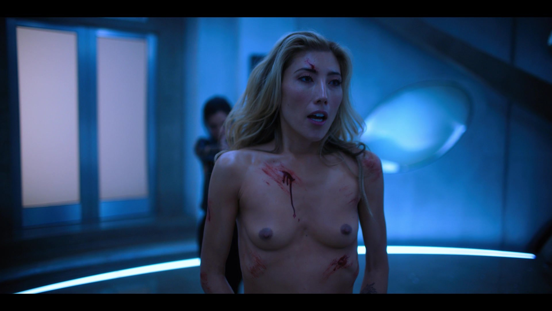 Lexi atkins altered carbon s01e09 Part 10