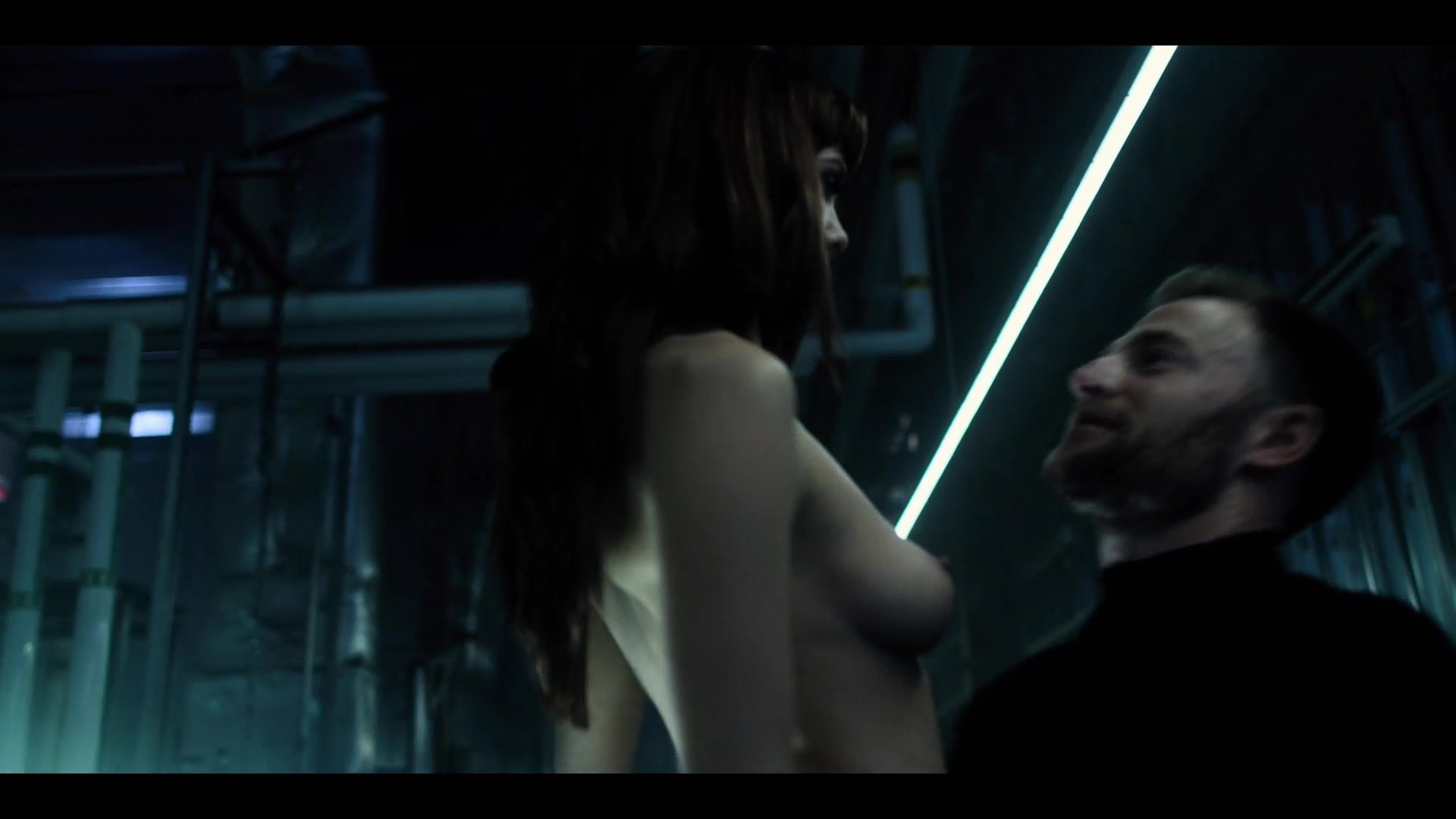 Hannah Rose May nude, Hayley Law nude - Altered Carbon S01 E10 (2018)
