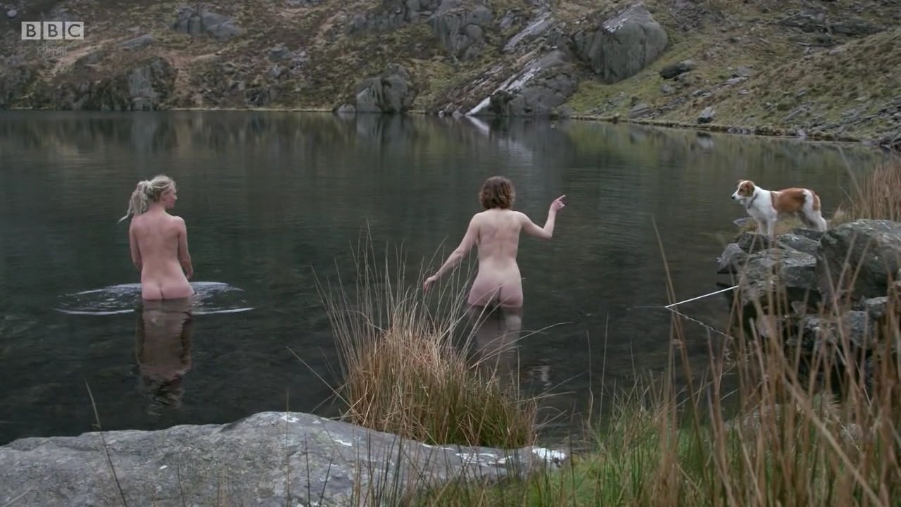 Kate Humble nude - Off The Beaten Track s01e01 (2017)