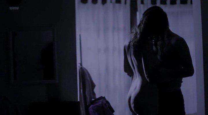 Violeta Castillo nude - Las Plantas (2015)