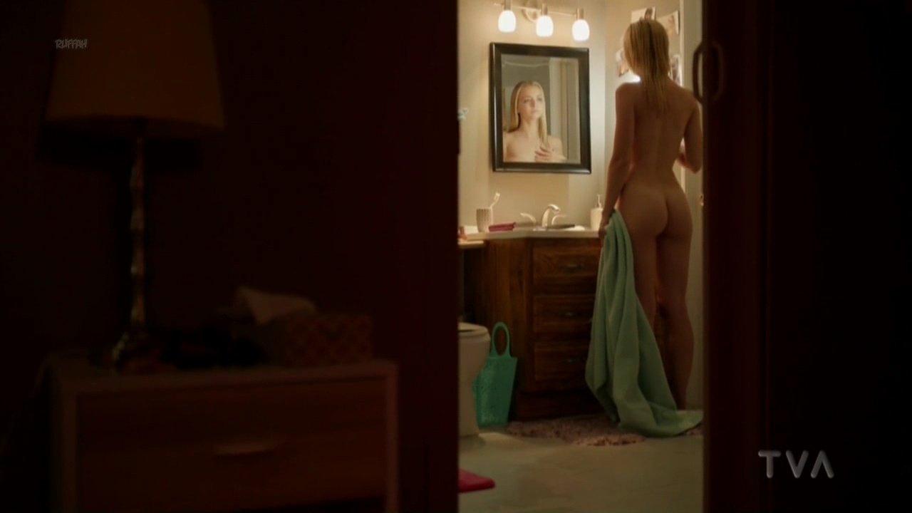 Ludivine Reding nude - Fugueuse s01e02 (2018)