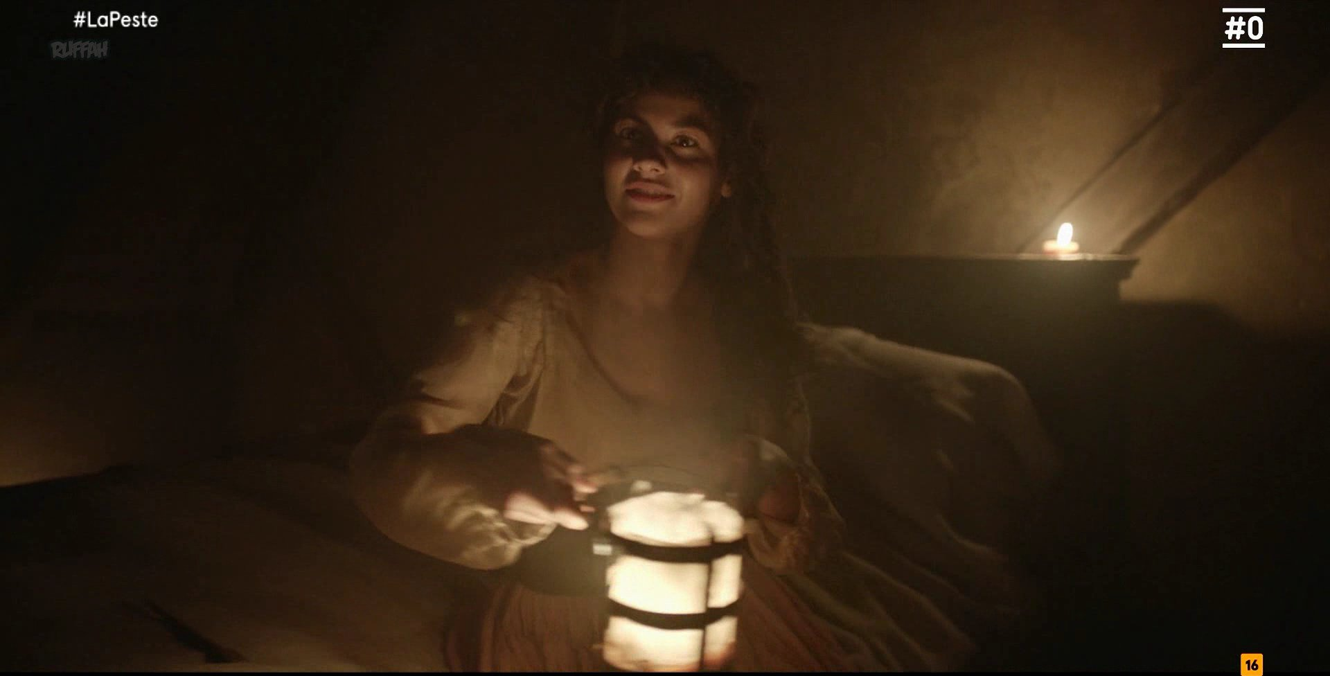 Aroa Rodriguez nude - La Peste s01e01 (2018)