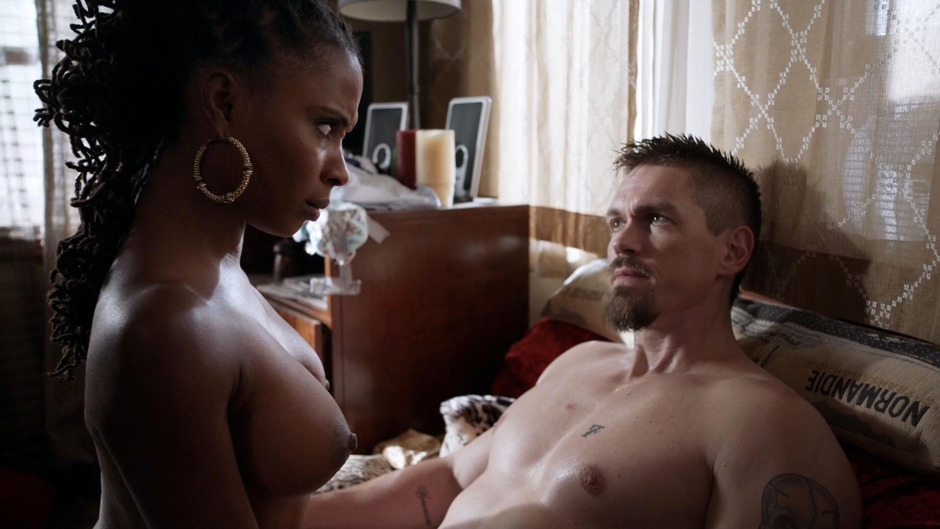 Shanola Hampton nude - Shameless s07e11 (2016)