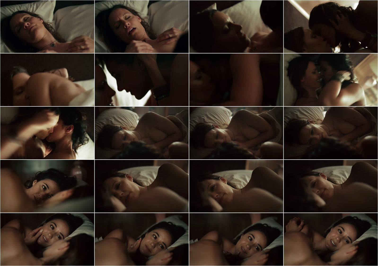 Emmanuelle Chriqui nude, KaDee Strickland nude - Shut Eye s01e01 (2016)