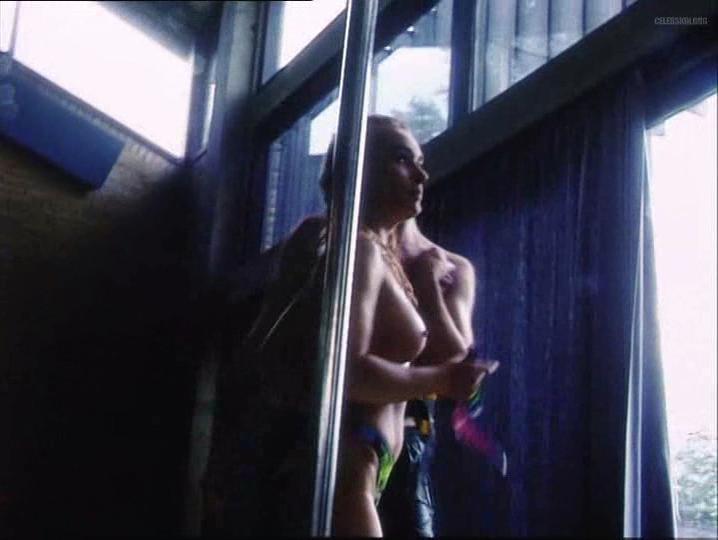 Trine Michelsen nude - Idioterne (1998)