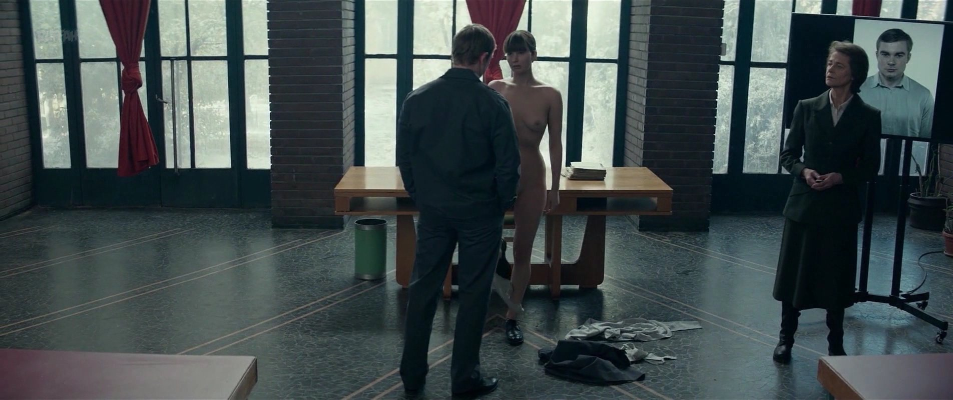 Jennifer lawrence nude red sparrow 2