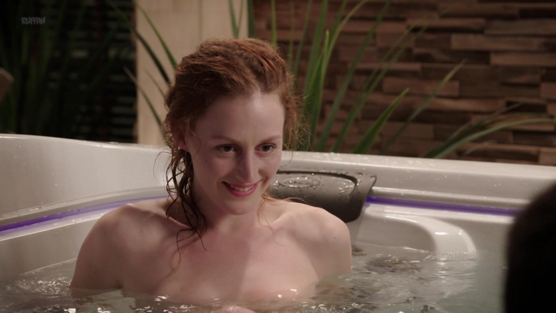 Eva Bartels sexy - De Spa s01e10 (2017)