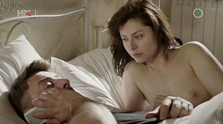 Judita Frankovic nude - Pocivali U Miru s02e06 (2013)