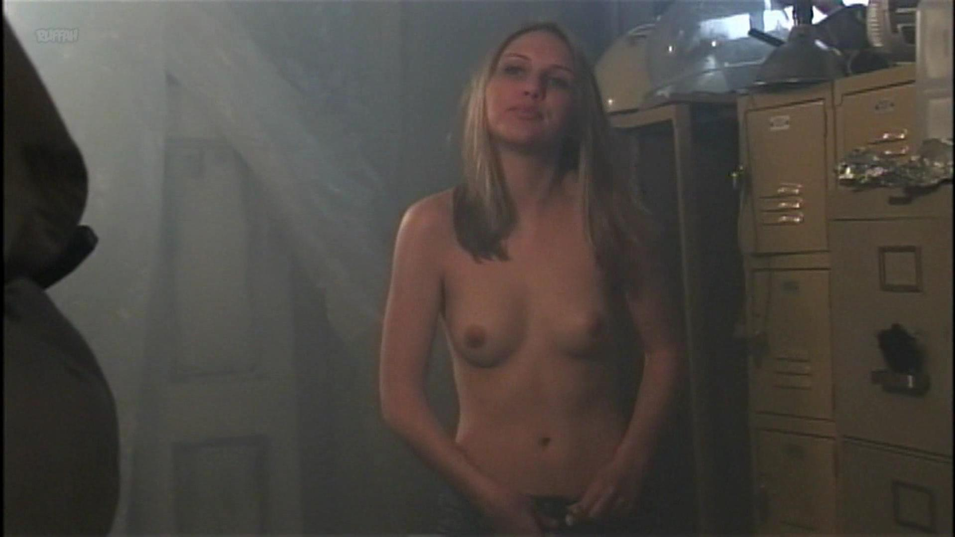 Alison Whitney nude - Bacterium (2006)