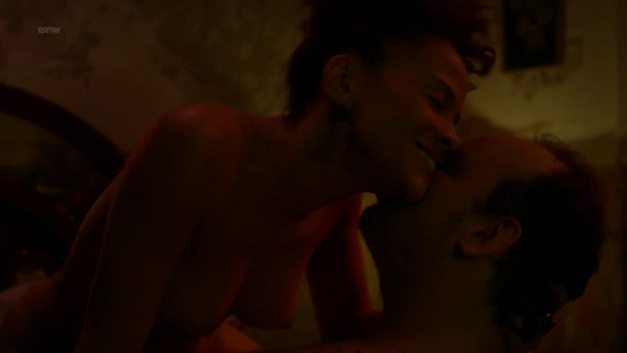 Li Borges nude - Me Chama De Bruna s02e07 (2017)