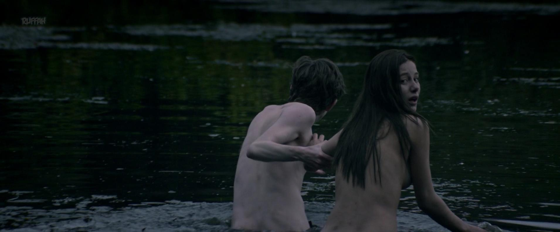 Charlotte Vega nude - The Lodgers (2017)