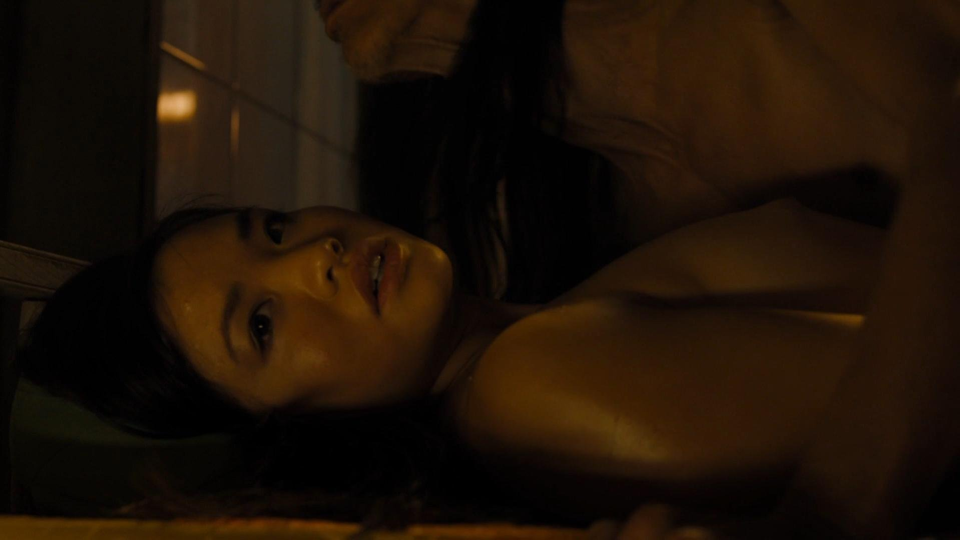 Natasha Liu nude - Here and Now s01e07 (2018)