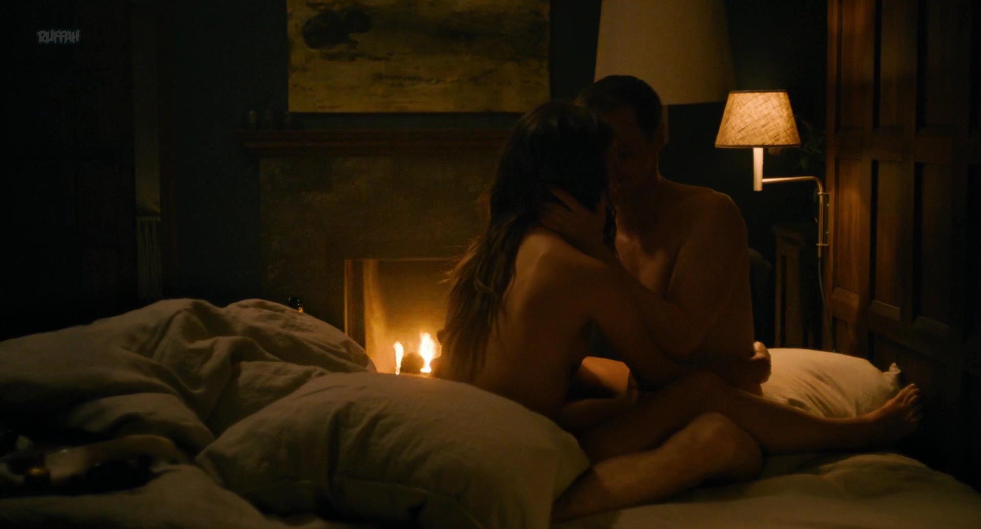 Alicia Vikander nude - Submergence (2018)