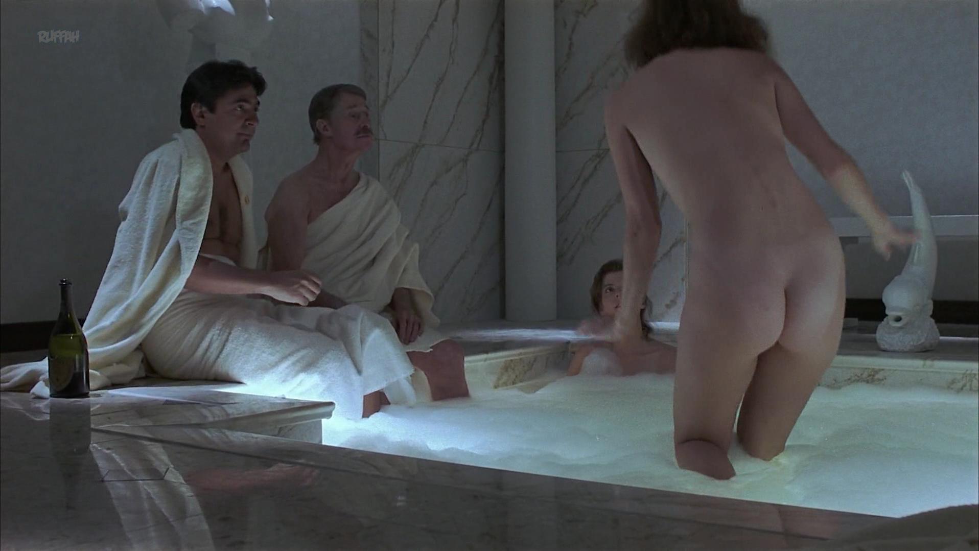 Sara Eckhardt nude, Karen Kohlhaas nude - Things Change (1988)