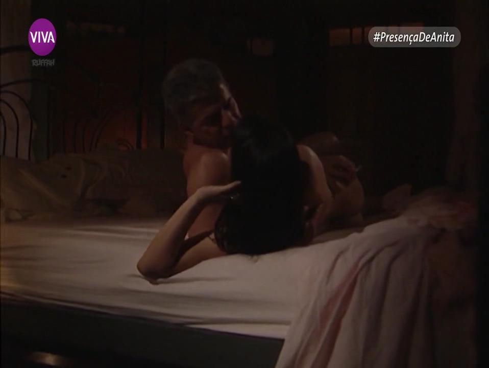 Mel Lisboa nude - Presenca de Anita s01e08 (2001)