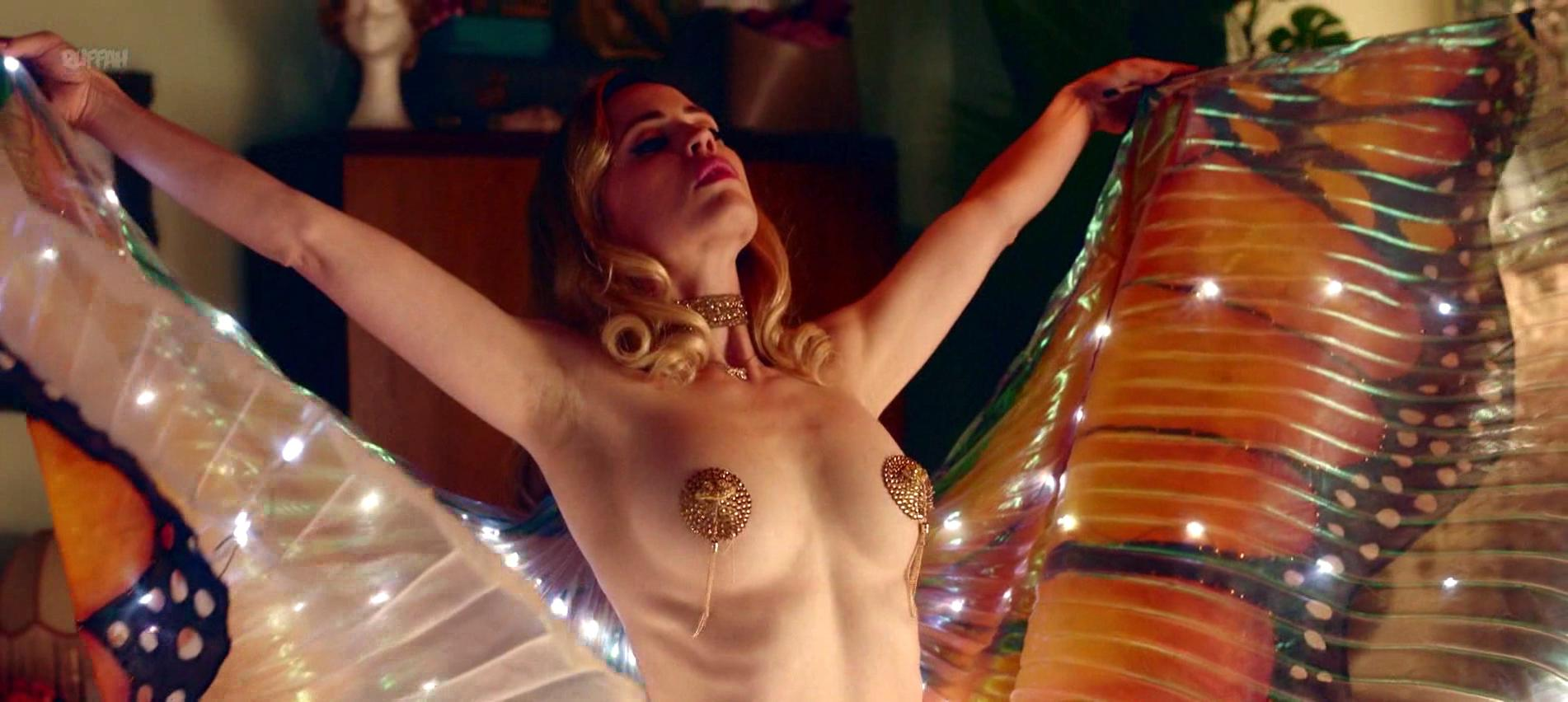 Melissa George nude - The Butterfly Tree (2017)