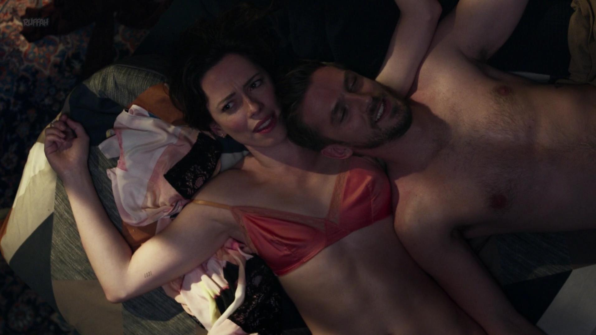 Rebecca Hall nude - Permission (2017)