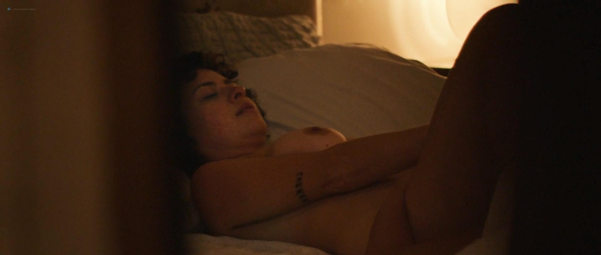 Alia Shawkat nude, Laia Costa nude - Duck Butter (2018)