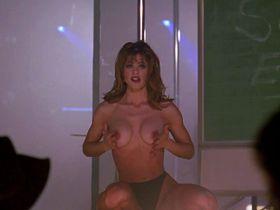 Bristi Havins nude, Tonie Perensky nude - Varsity Blues (1999)
