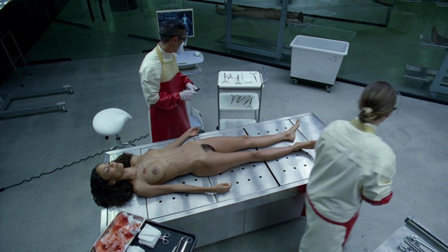 Thandie Newton nude - Westworld s01e07 (2016)